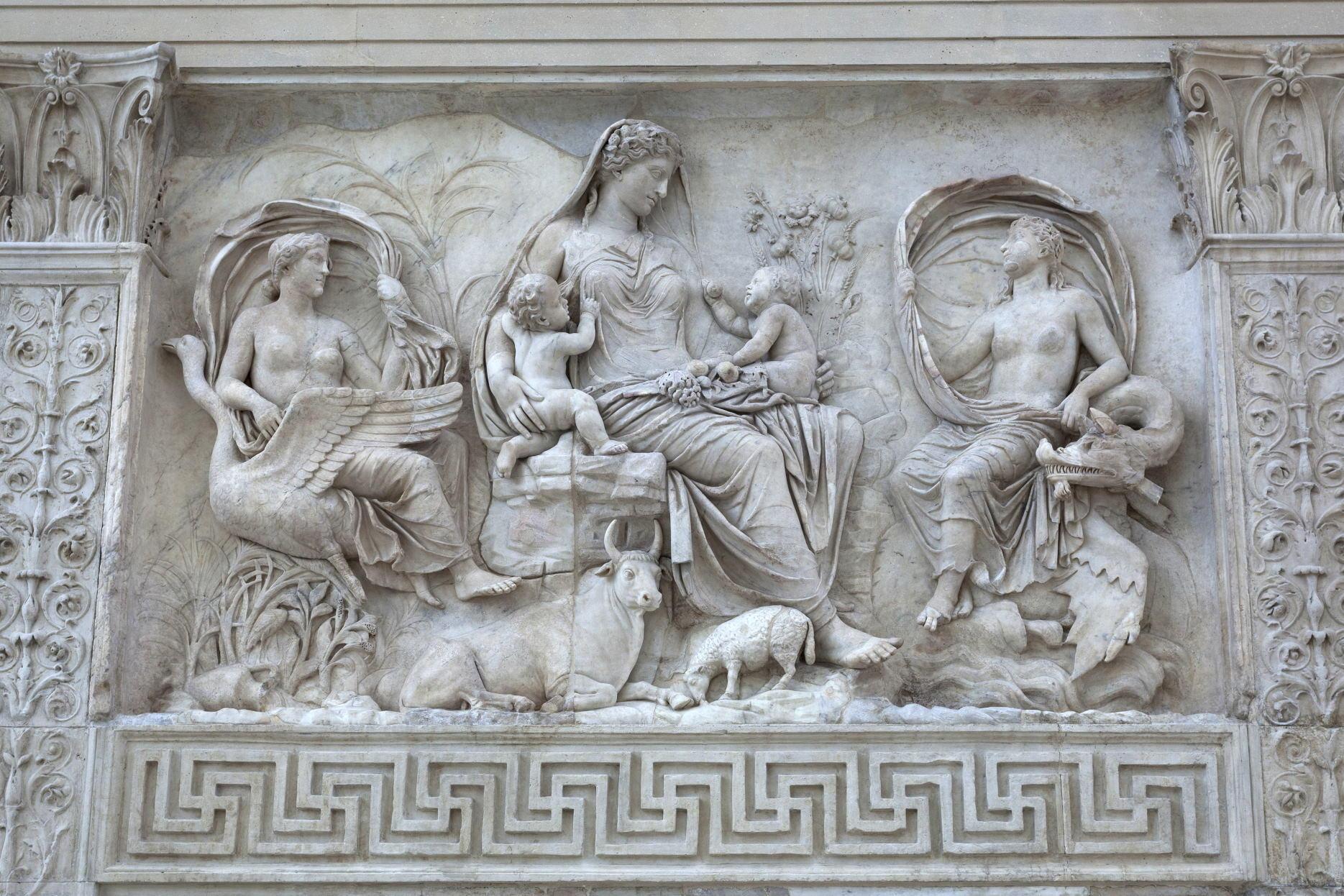 Altar of Augustan Peace