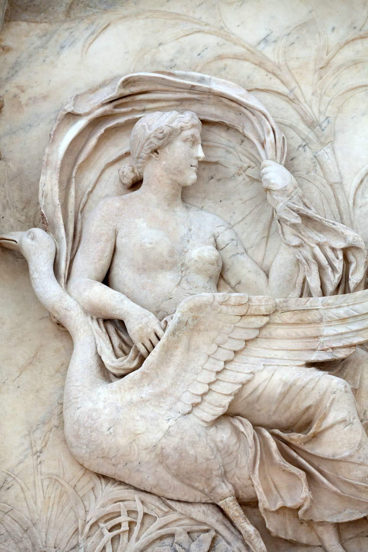 Rome - Ara Pacis, Altar of Augustan Peace (2)