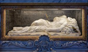 Tomb of St. Sebastian
