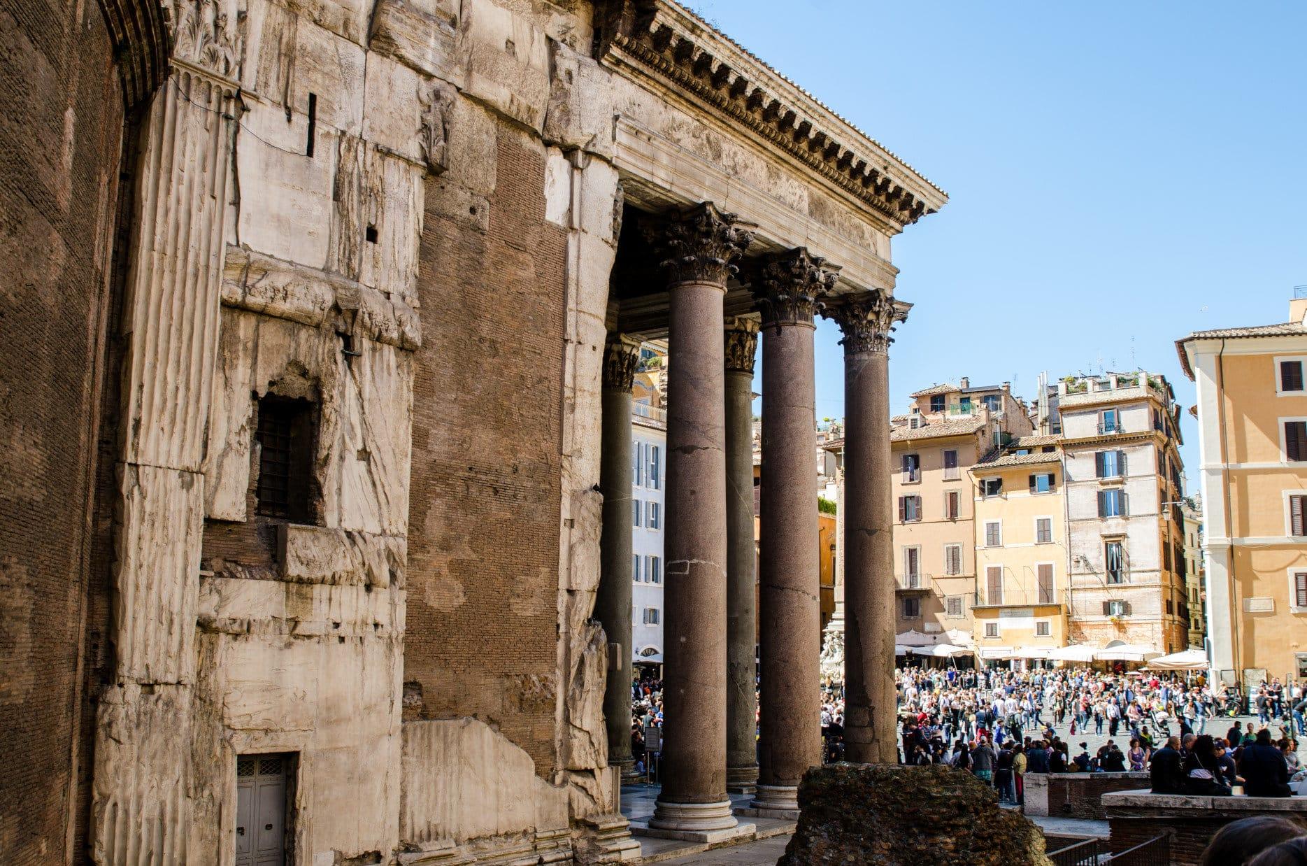 Pantheon Outside