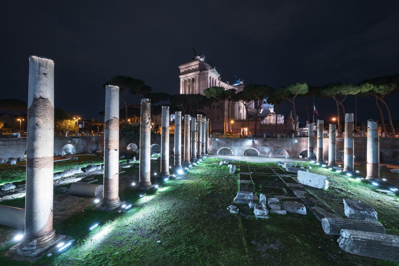 Basilica Ulpia - Ancient Rome Tours
