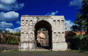 Arch of Janus in Rome