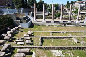 Basilica Aemilia - Roman Forum