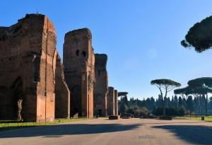 Baths of Caracalla - Rome