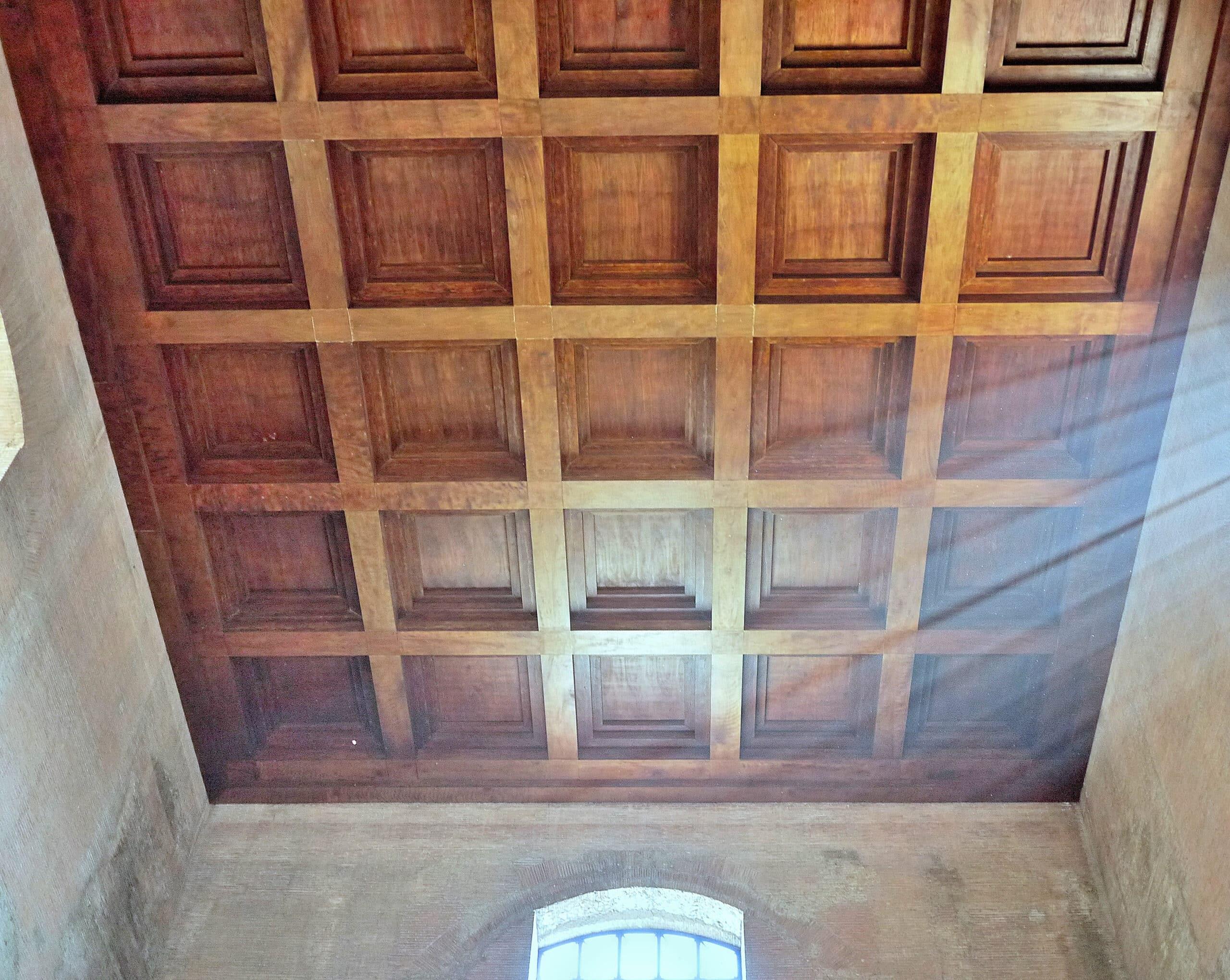 Ceiling of Curia