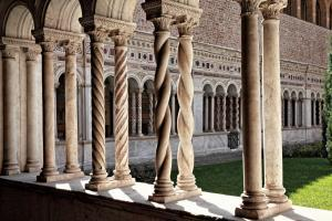 Cloister in the Lateran Basilica