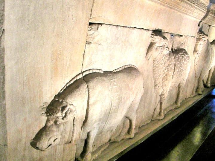 Curia Julia -Roman Forum (1)