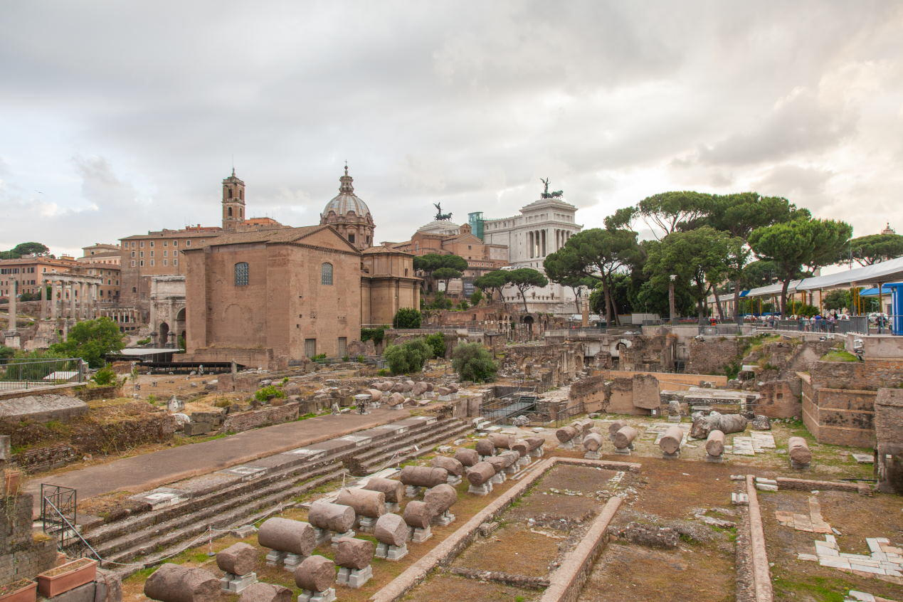 Forum of Nerva - Ancient Rome Tours