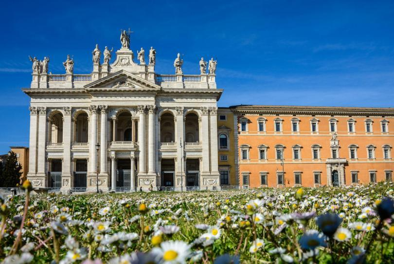 Lateran Basilica - Basilica of St. John Lateran