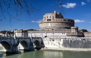 Mausoleum of Hadrian - Castel Sant'Angelo in Rome