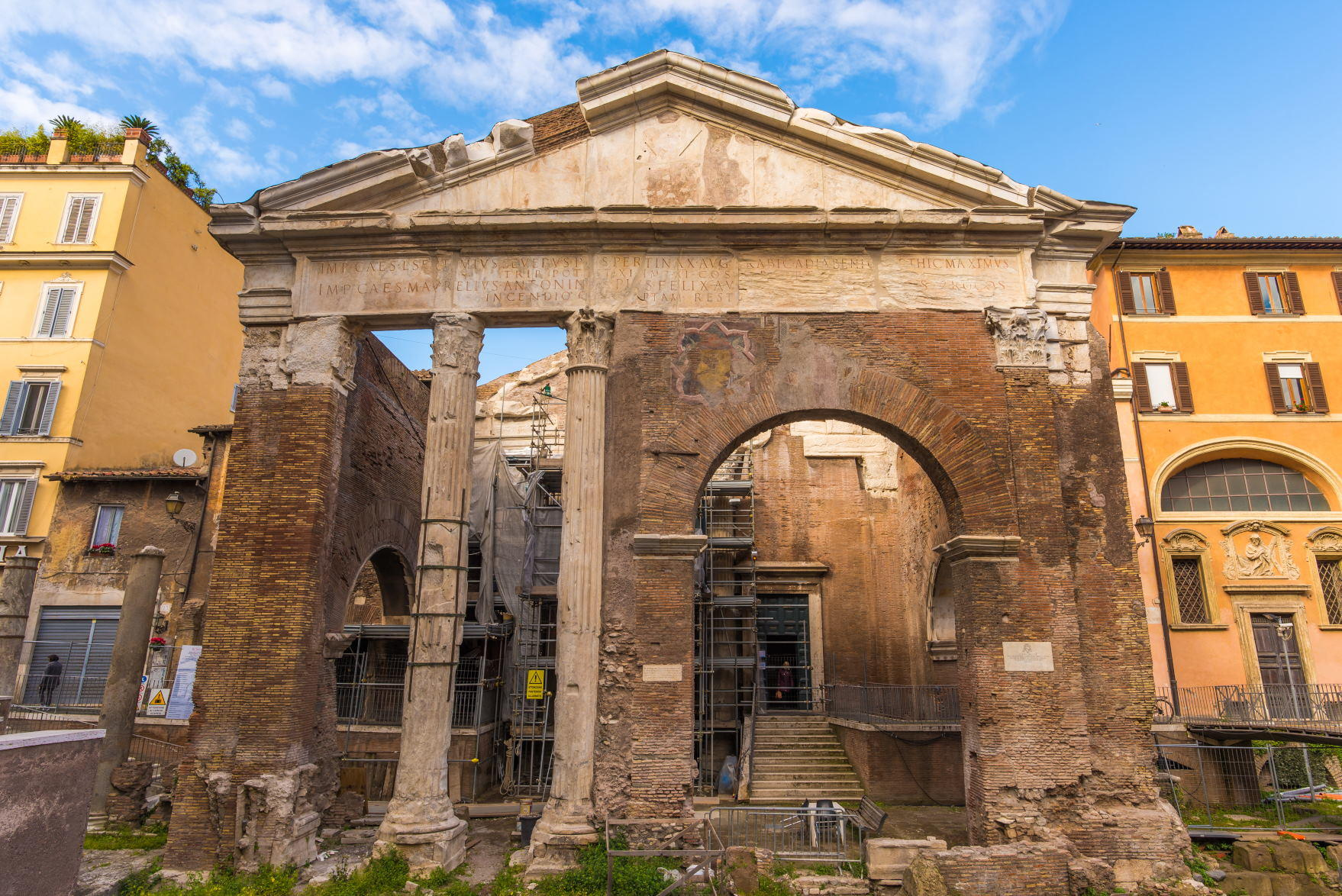 Portico of Octavia - Rome Tours