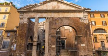 Portico of Octavia