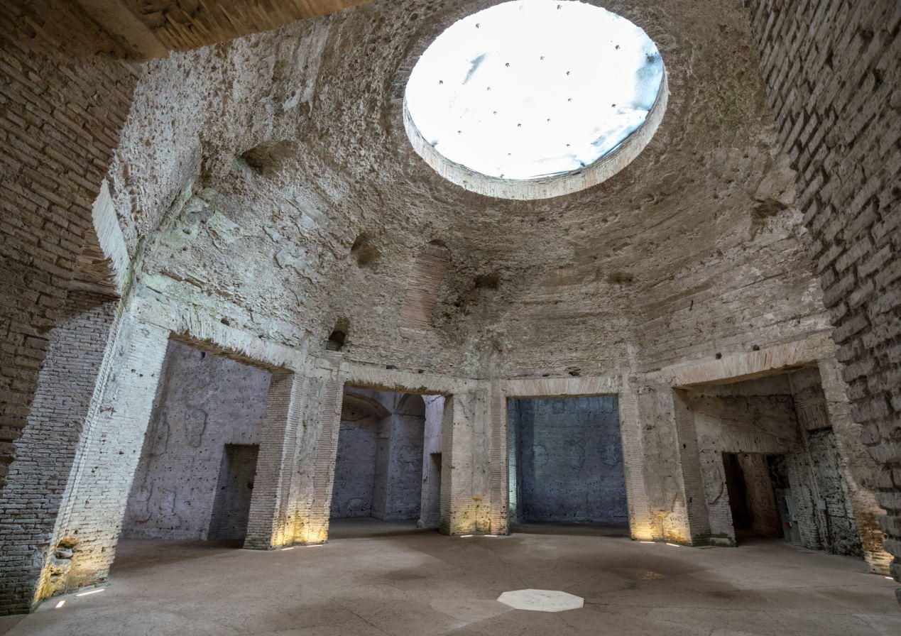 Domus Aurea palace - Ancient Rome Tours