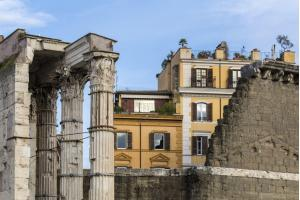Temple of Mars Ultor in the Forum of Augustus