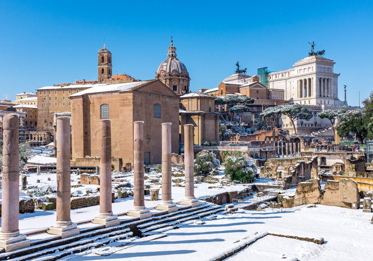 Roman Forum - Ancient Rome Tours