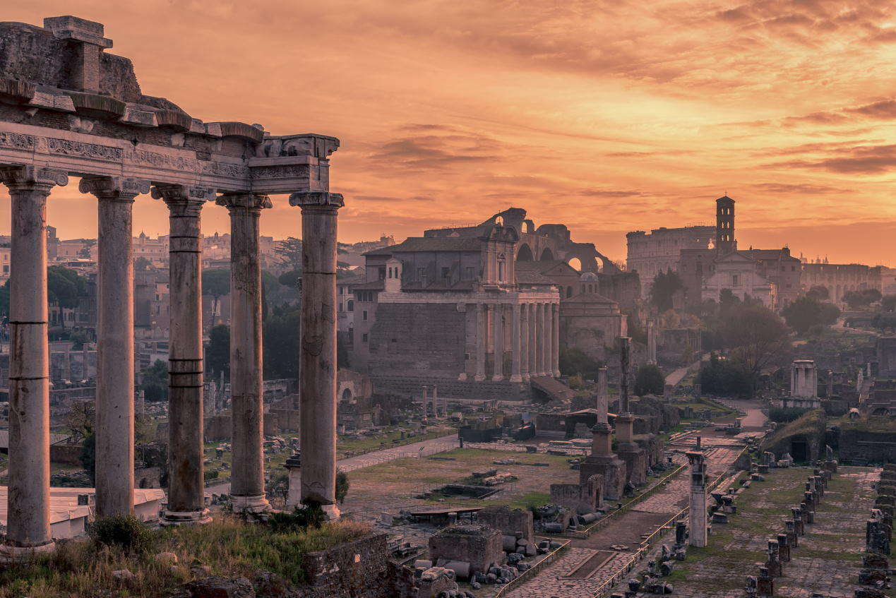 Roman Forums - Ancient Rome Tours