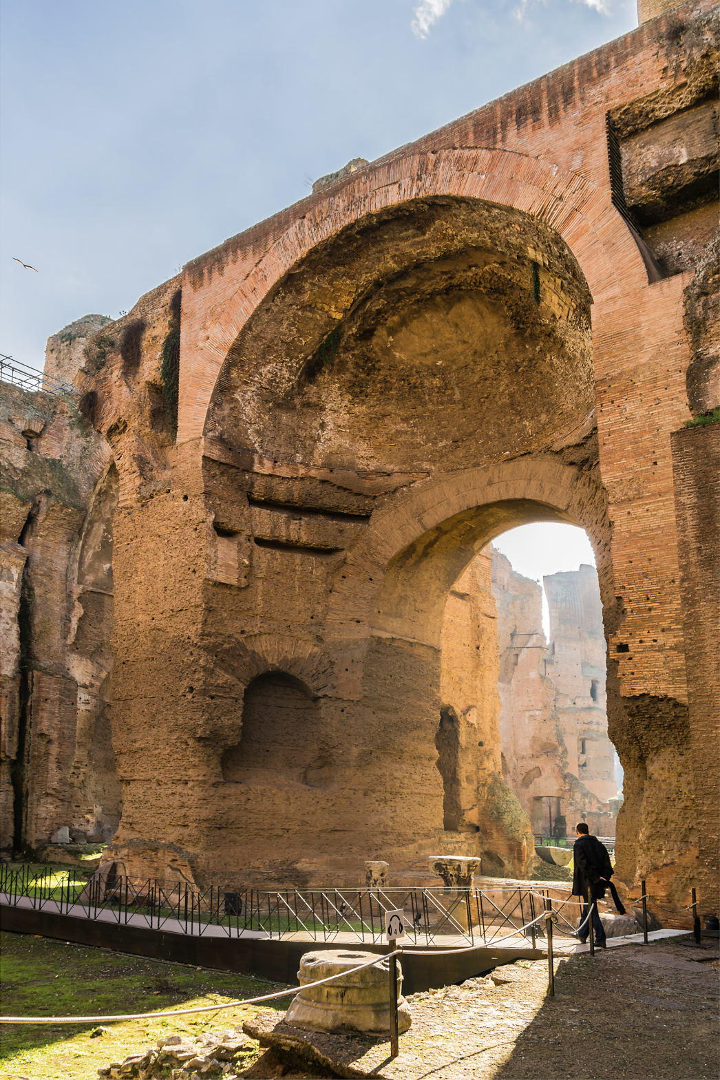 Baths Of Caracalla Audio Guide 2019: Triphobo