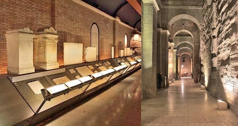 Tabularium - Colosseum Rome Tickets