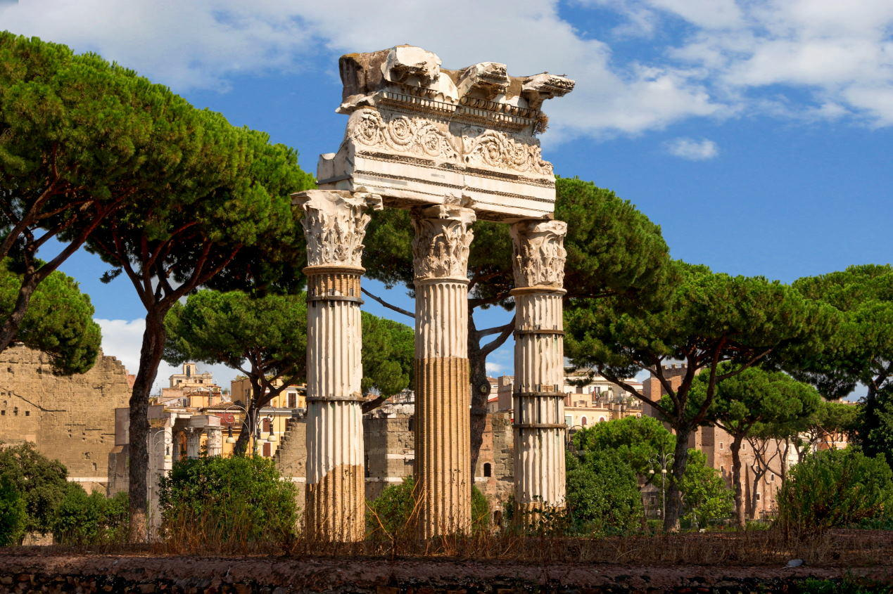 Roman Forum -Ancient Rome Tours