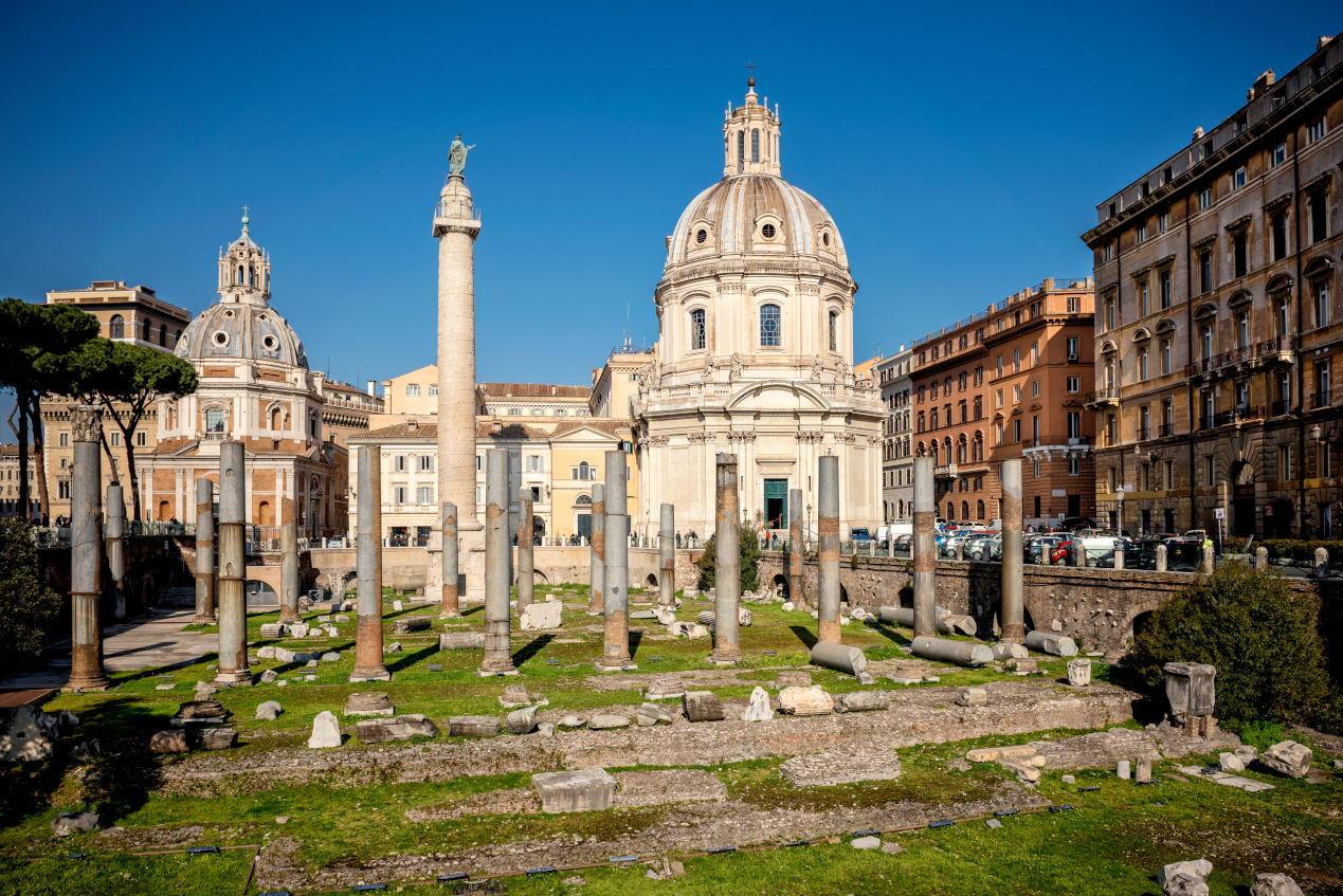 The Trajan's Forum