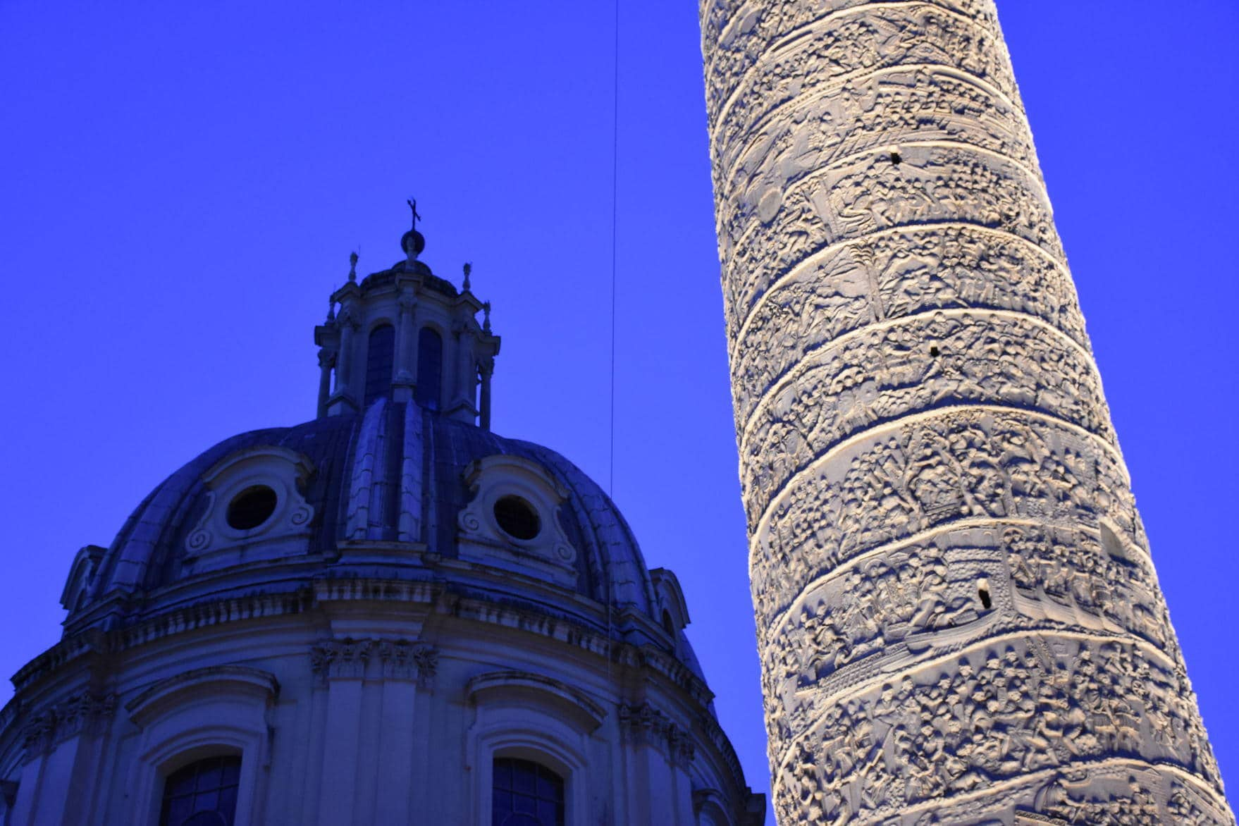 Trajan's Column - Ancient Rome Tours- Ancient Rome Tours
