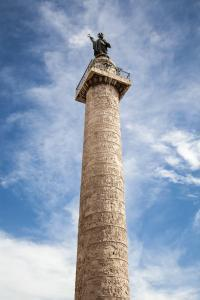 Trajan's Column (in Italian Colonna Traiana)