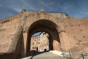 Trajan's Market in Rome