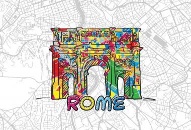 Walking Tour - Vatican to Colosseum