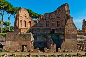 Hippodrome of Domitian on the Palatine Hill