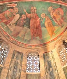 Apse Mosaic of San Giorgio in Velabro (1)