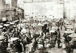 Campo de' Fiori (1880)
