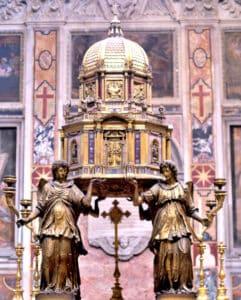 Cappella Sistina - Basilica of Santa Maria Maggiore, Rome, Italy.