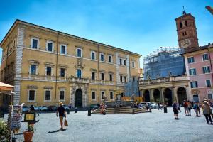 Farnese Palace - Palazzo Farnese