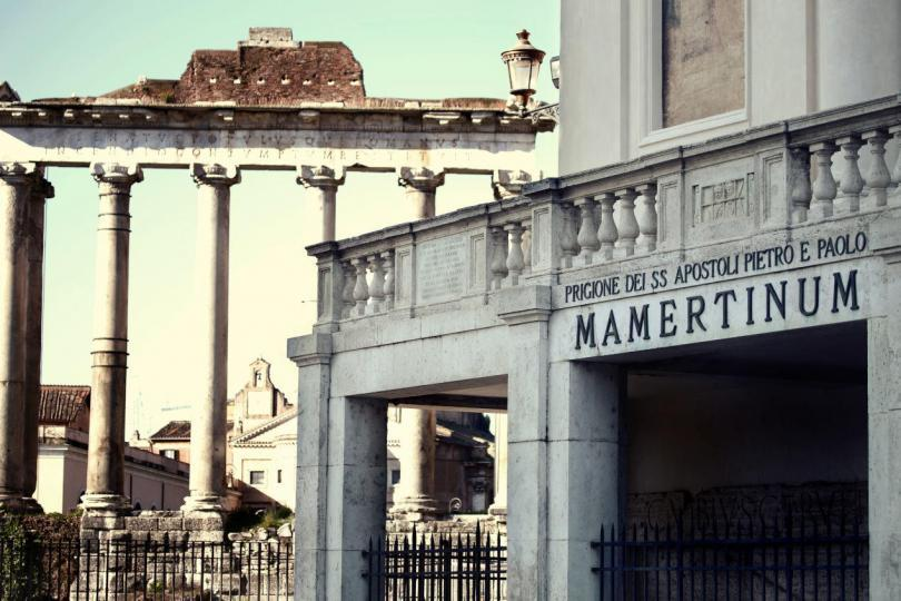 Mamertine Prison
