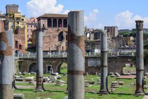 Ruins of Caesar's Forum