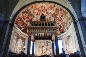 San Pietro in Vincoli (St. Peter in Chains) is a Roman Catholic titular church and minor basilica in Rome, Italy.
