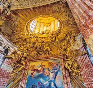 Sant'Andrea alQuirinale, Rome, Italy