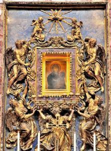 Santa Maria Maggiore - Cappella Paolina - Salus Populi Romani
