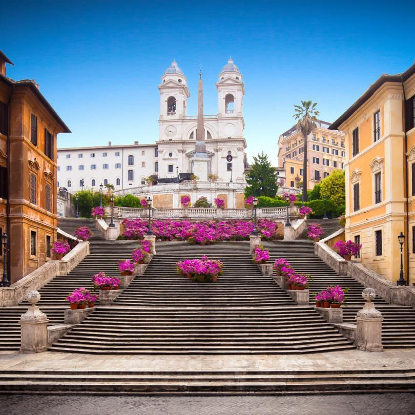 Rome Subway Map To Trevi Fountain Spanish Steps.Spanish Steps Colosseum Rome Tickets