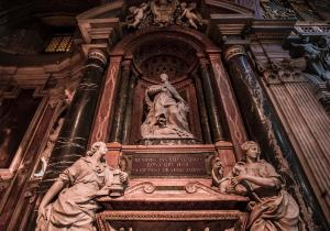 Tomb of Benedict XIII
