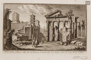 Vasi, Giuseppe, Forum of Nerva