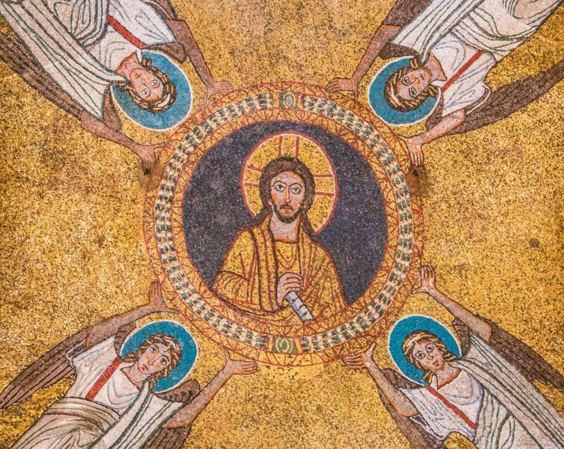 Basilica of Santa Prassede