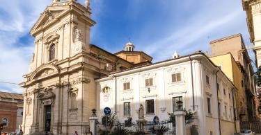 Church of Santa Maria della Vittoria, 1605 - 1622,Rome, Italy.