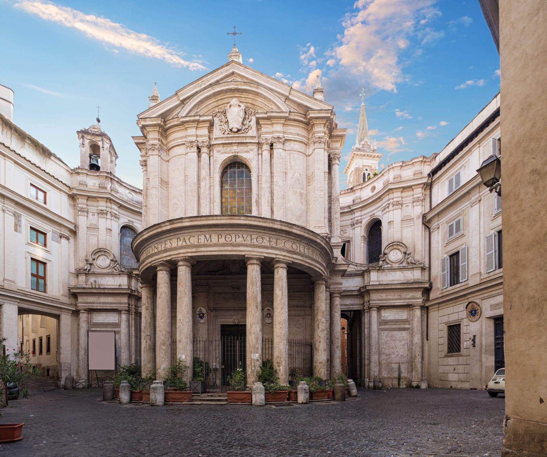 Santa Maria Della Pace Colosseum Rome Tickets