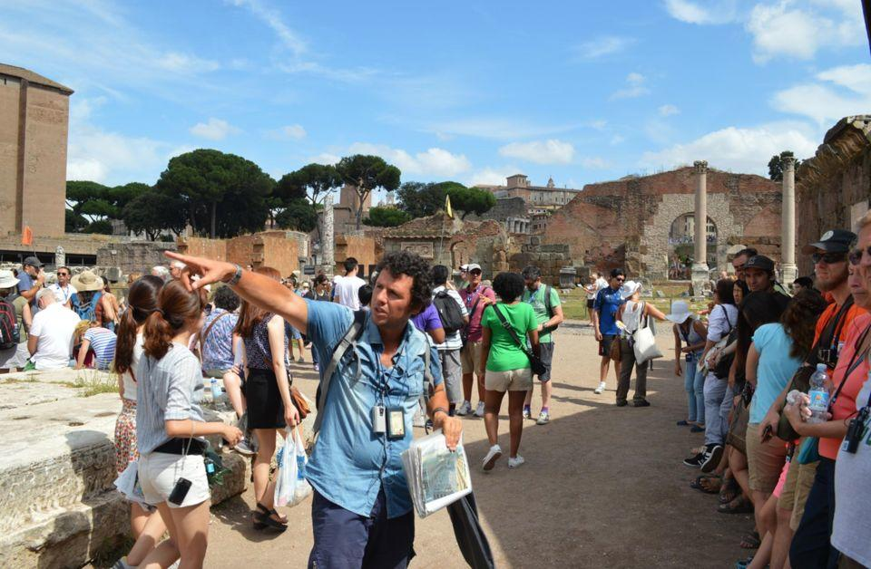 Ancient Rome Tour with Colosseum Underground (5)