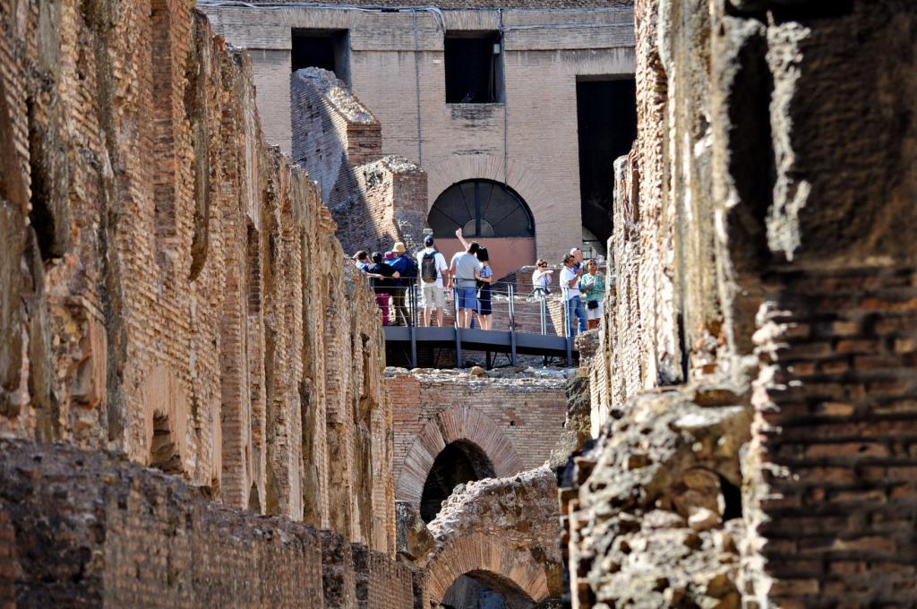 Ancient Rome Tour with Colosseum Underground - Colosseum in Rome, Italy