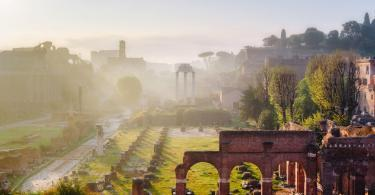 Colosseum Express Guided Tour - Roman Forum, Rome's historic center, Italy