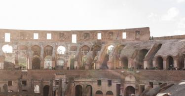 Colosseum & Roman Forum and Palatine Package - Inside the Colosseum ( Coliseum, Colosseo ,also known as the Flavian Amphitheatre )
