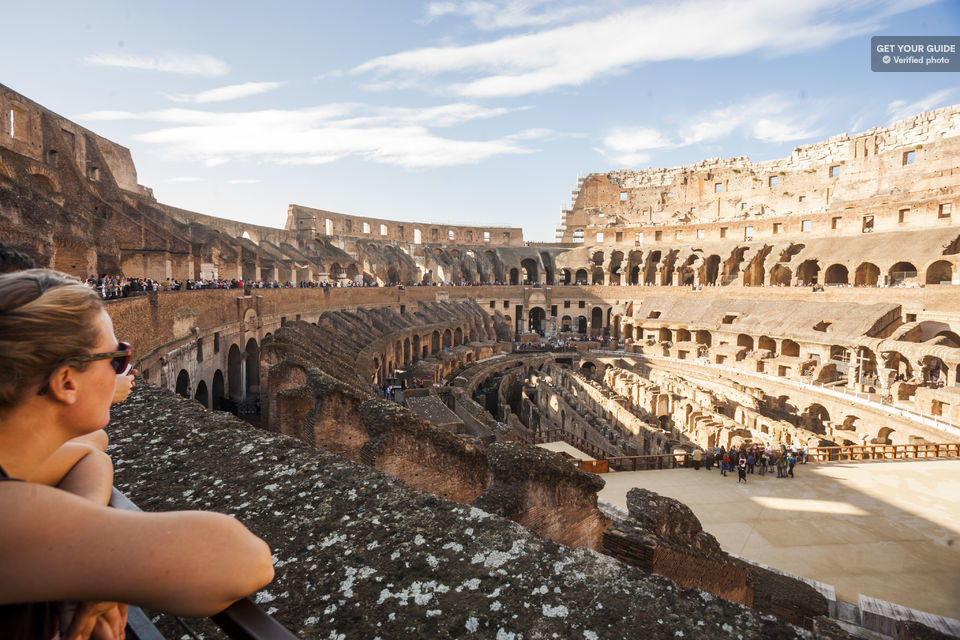 Colosseum & Roman Forum and Palatine Package