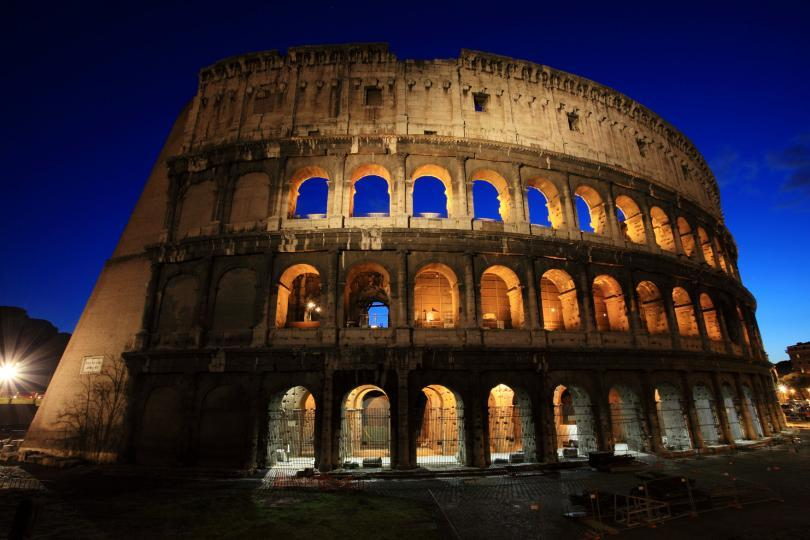 Colosseum Underground by Night Guided Tour